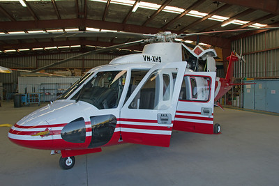 VH-XHS Helicopter Resources Pty Ltd Sikorsky S-76A