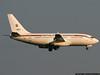 Venezuelan Air Force 737 arriving at JFK during UN Week.