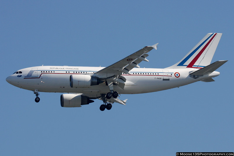 French Air Force Airbus A310