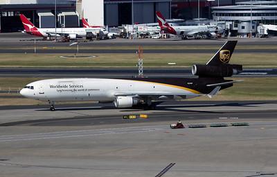 N259UP UPS MD-11F