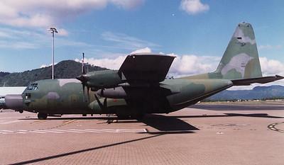 USAF C-130 80195