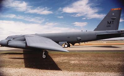 USAF B-52 60051
