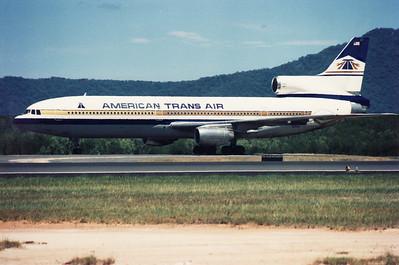 N192AT AMERICAN TRANS AIR  LOCKHEED-L1011 TRISTAR