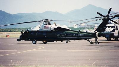 US PRESIDENTIAL  HMX-1 VH-60N WHITEHAWK