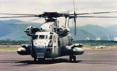 USMC CH-53D SEA STALLION