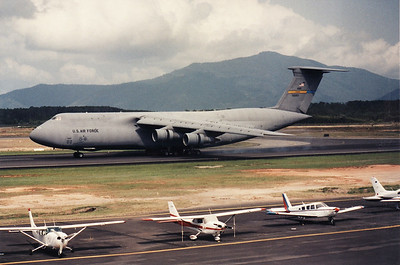 50007 USAF C-5 GALAXY