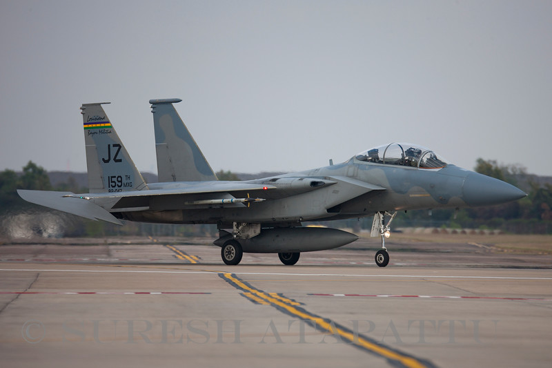 """Louisiana Bayou Militia""<br /> 159th Fighter Wing"