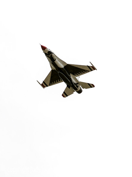 Climbing Thunderbird