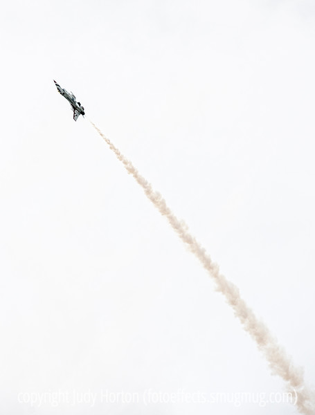 Thunderbird Inverted on Steep Climb