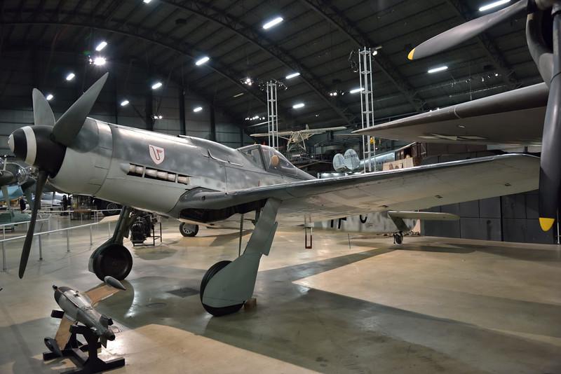 Long nose Focke Wolf Fw 190D-9