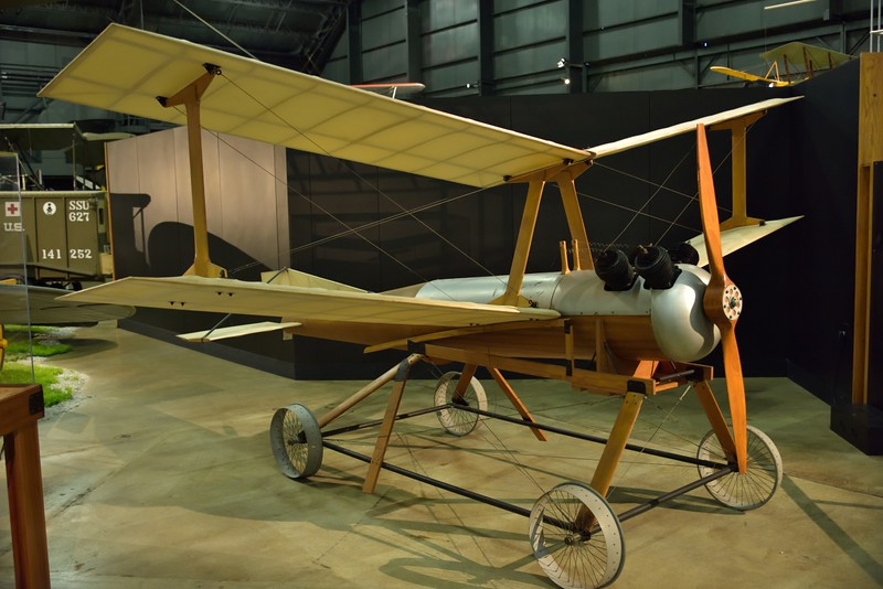 "Replica Kettering Aerial Torpedo ""Bug"""