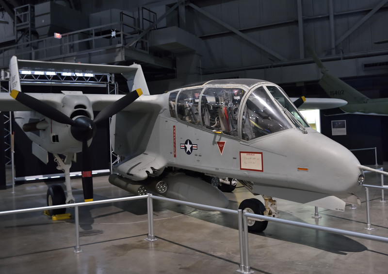 North American Rockwell OV-10A Bronco