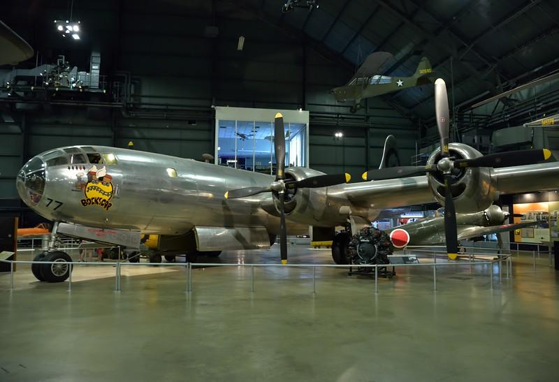 """Boeing B-29 Superfortress """"Bockscar"""""""