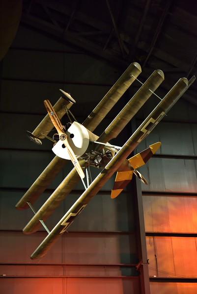 Fokker Dr. I Tri-Plane