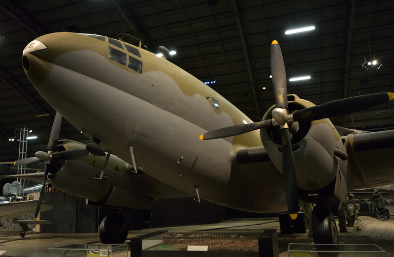 Curtis C-46D Commando