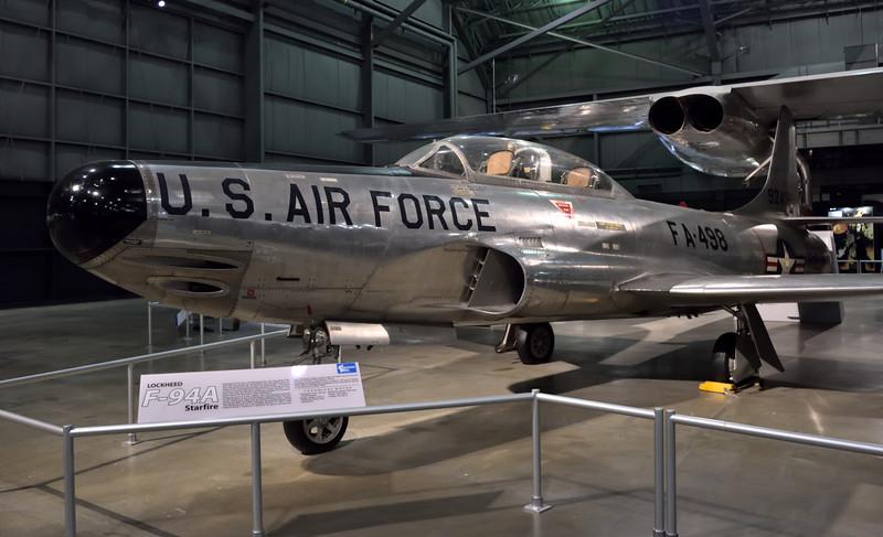 Lockheed F-94A Starfire