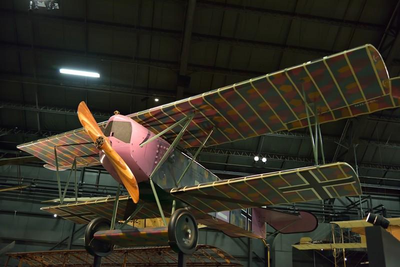 Replica Fokker D.VII