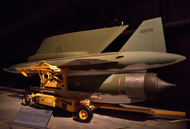 North American AGM-28B Hound Dog