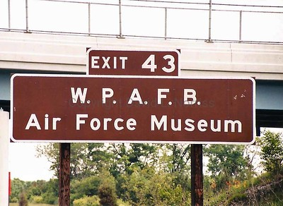 USAF Museum at Wright-Patterson AFB, Dayton Ohio