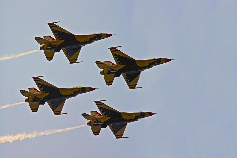 2008 Thunderbirds