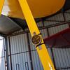 Wing strut gauge