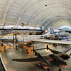 B-29 Enola Gay and P38