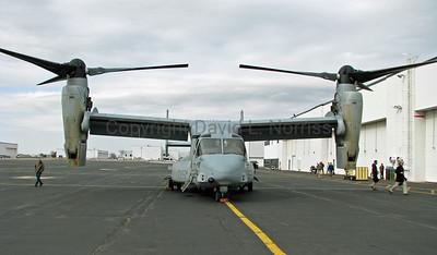 V-22 Osprey up close