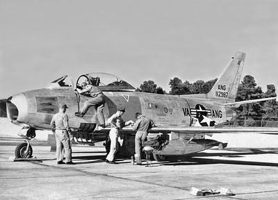 VA ANG F-86