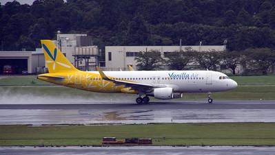 JA06VA VANILLA AIR A320