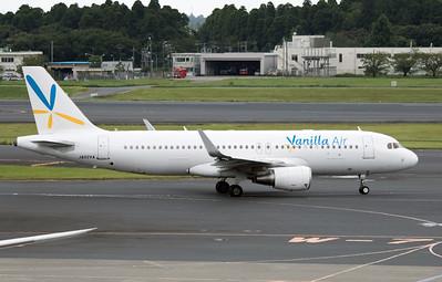 JA02VA VANILLA AIR A320