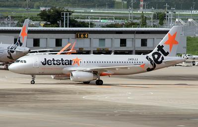 JA01JJ JETSTAR JAPAN A320