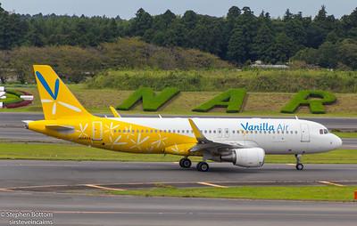 JA04VA VANILLA AIR A320