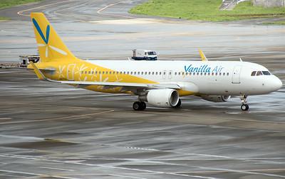 JA07VA VANILLA AIR A320