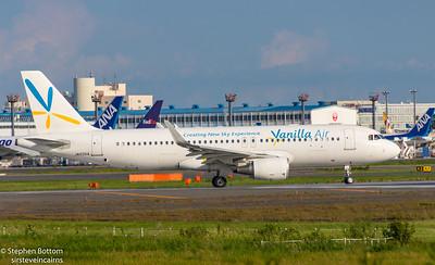 JA03VA VANILLA AIR A320