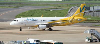 JA05VA VANILLA AIR A320