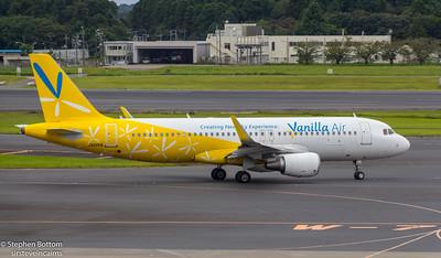 JA01VA VANILLA AIR A320