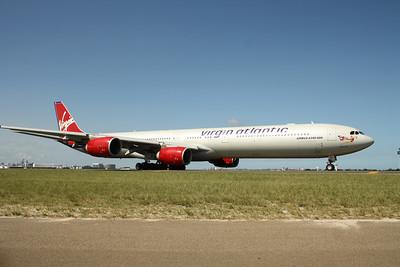 G-VFOX VIRGIN ATLANTIC A340-600