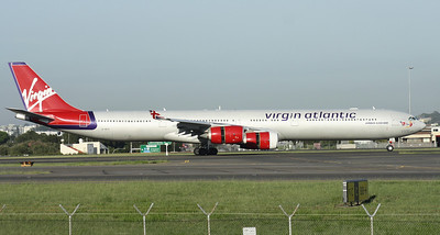 G-VFIT VIRGIN ATLANTIC A340-600