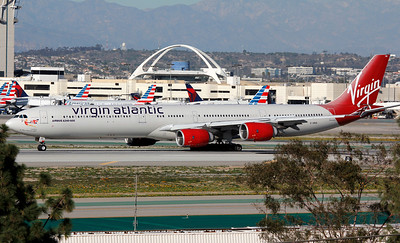 G-VBUG VIRGIN ATLANTIC A340-600