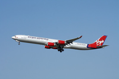 G-VBLU VIRGIN ATLANTIC A340-600