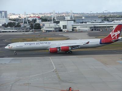 G-VMEG VIRGIN ATLANTIC A340-600