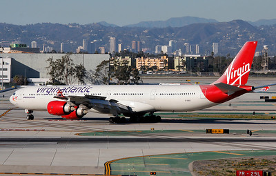 G-BUG VIRGIN ATLANTIC A340-600