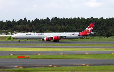 G-VBLU VIRGIN ATLANTIC A360-600