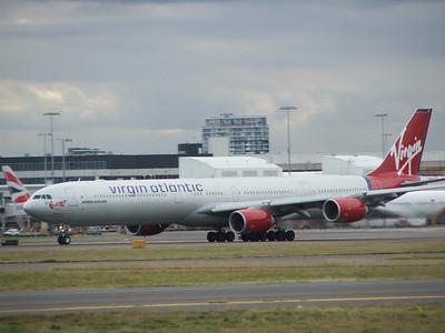 G-VWKD VIRGIN ATLANTIC A340-600