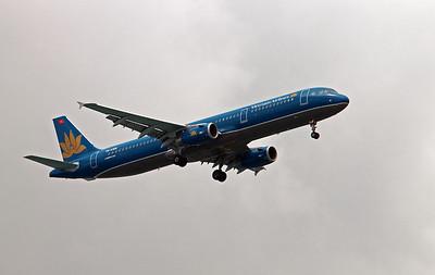 VN-A366 VIETNAM AIRLINES A321