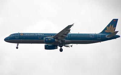 VN-A396 VIETNAM AIRLINES A321