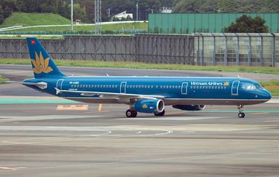 VN-A362 VIETNAM AIRLINES A321