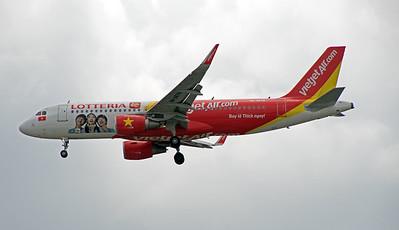 VN-A678 VIETJET AIR A320