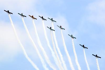 Van's Aircraft RV-8 - Chicago Air & Water Show - Chicago, Illinois - Photo Taken: August 16, 2014
