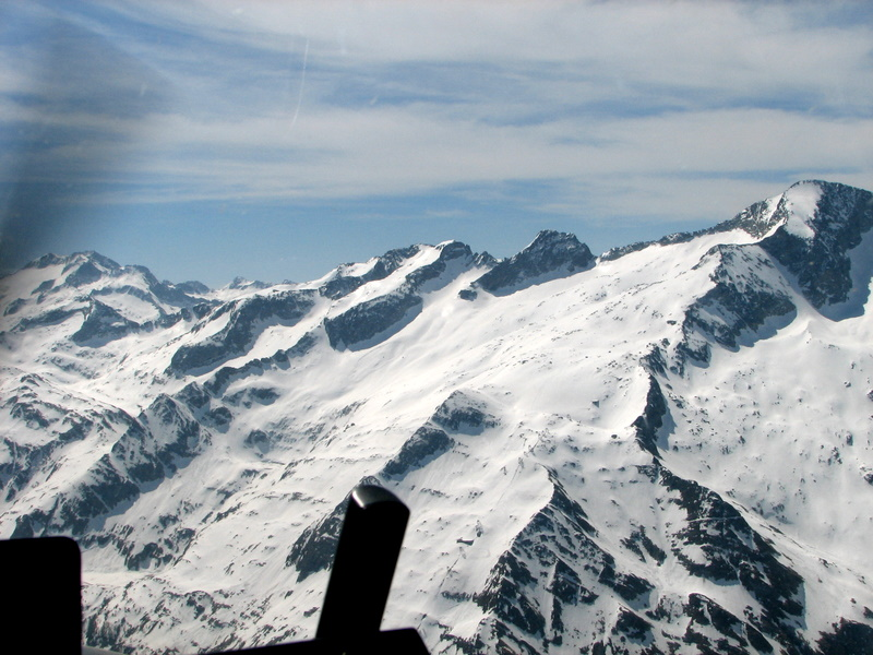 El pirineo con mucha nieve (5)